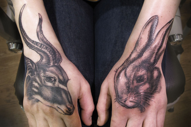 Tattoo Artists! How Did You Start Tattooing? Whats Your Story?