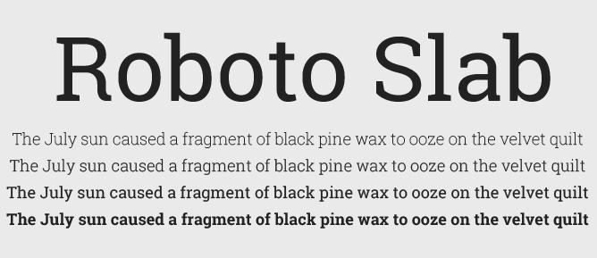 Roboto Font Family · 1001 Fonts