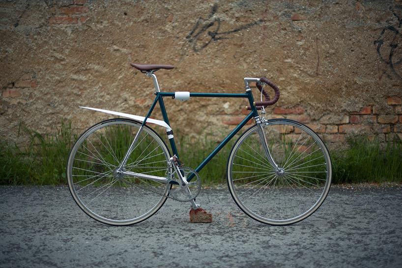 Musgard Collapsible Bike Fender Journal Nothing Major